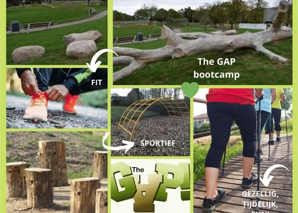 Bootcamp The Gap